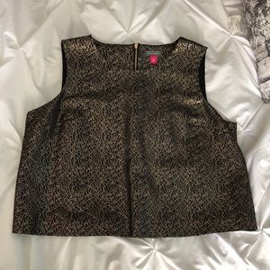 Vince Camuto Crop Top